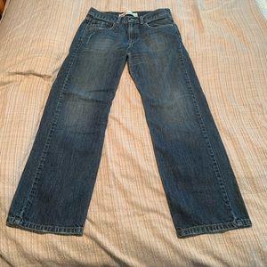 Boys Levi's 569 Straight Jeans size 16 Regular